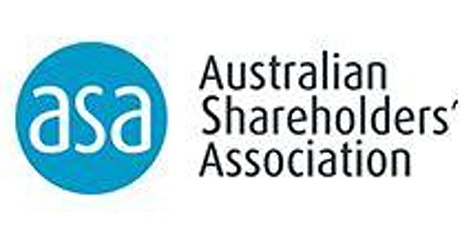 Guest presenter - Australian Shareholders' Association - ETF Investing  tickets