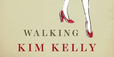 Cowra Library: Local Author Kim Kelly Launches Walking tickets