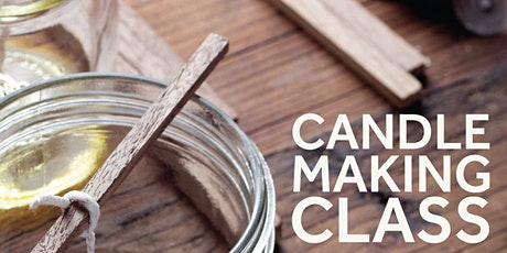Candle Making - 1st Class tickets