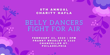 Belly Dancers Fight For Air Charity Hafla 2020 tickets
