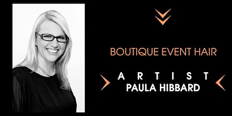 BOUTIQUE EVENT HAIR #1 - AUCKLAND tickets