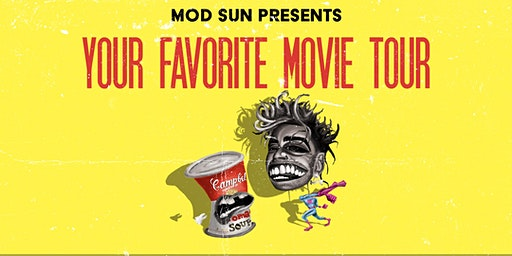Mod Sun VIP Upgrade Cavalier Theater