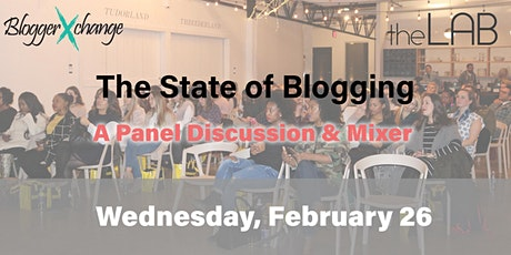 The State of Blogging Nashville Panel & Mixer tickets