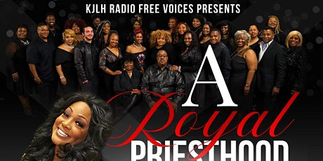 """KJLH Radio Free Voices Presents """"A Royal Priesthood"""" tickets"""