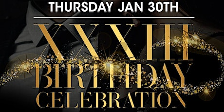 XXXIII Birthday Celebration for Mix & Mingle Business Networking Host - TREVOR FONG tickets