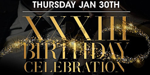 XXXIII Birthday Celebration for Mix & Mingle Business Networking Host - TREVOR FONG