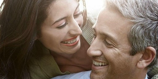 Men Seats for Speed Dating Singles Ages 49-64