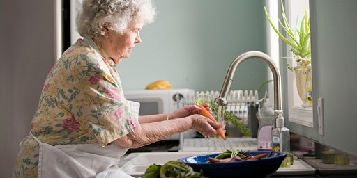 Living Well, Ageing Well presents Ageing Well at Home