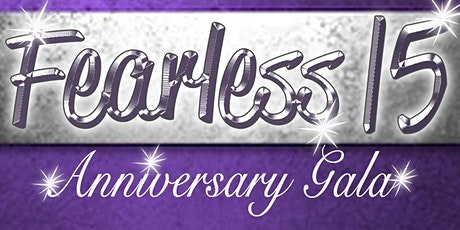 WON Fearless15 Anniversary Gala tickets