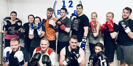 Beginners boxing free taster session tickets