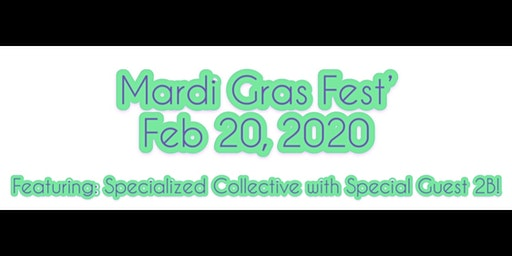 Mardi Gras Fest' 2020