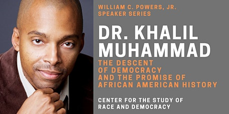 The Descent of Democracy and the Promise of African American History tickets
