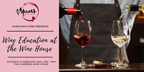 Wine Education at the Wine House tickets