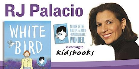 R.J. Palacio - White Bird tickets