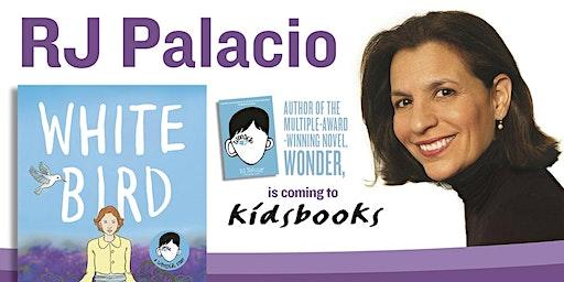 R.J. Palacio - White Bird