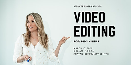 Video Editing for Beginners