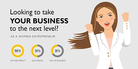 Increase your Revenue with more Sales! - Women in Business Only - tickets