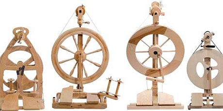 Rebecca Lamperd - Introduction to Spinning Wheel tickets
