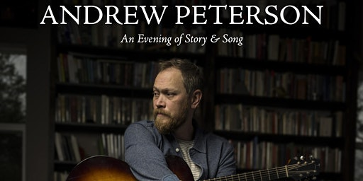 Andrew Peterson Concert + Godspeed Pilgrimage Launch