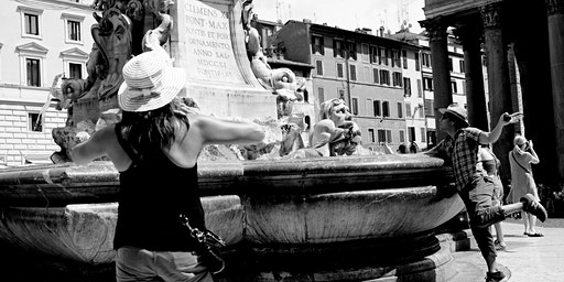 Start Workshop street Photography