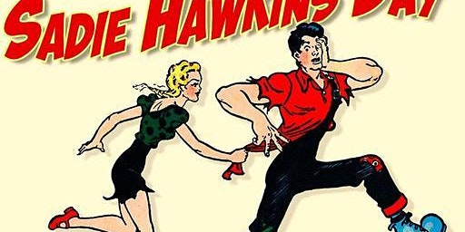 Single MEN seats only  Sadie Hawkins Dinner/ Dance Party