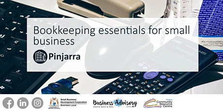 Bookkeeping Essentials for Small Business tickets