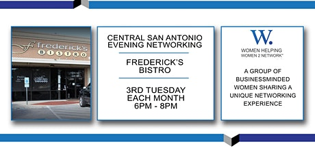 WHWWN - Central San Antonio Evening Networking tickets