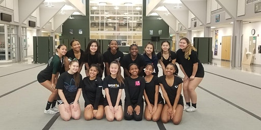 Tuscarora Cheerleading Clinic
