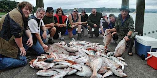 MTA Kaimai: West Coast Fishing Trip, 2020