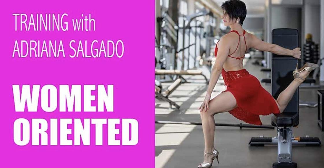 Balance and Agility for Tango - Embellishing with confidence (women ONLY)