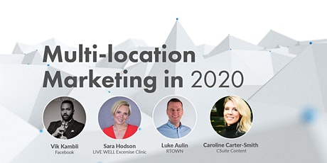 Multi-Location Marketing tickets