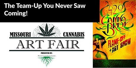 Missouri Cannabis Art Fair & CannaBrewKC FlameOff tickets