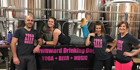 Yoga + Beer + Music with CorePower Yoga & Growler USA tickets
