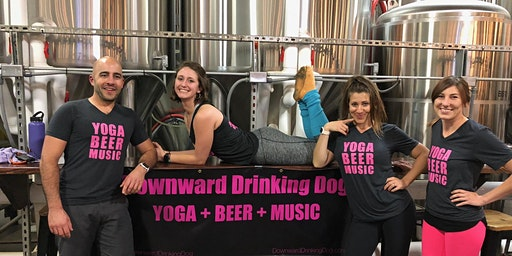 Yoga + Beer + Music with CorePower Yoga & Growler USA