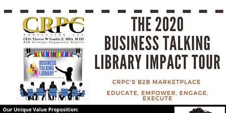 The Business Talking Library Impact 2020 Tour tickets
