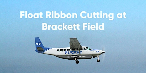 FLOAT Shuttle Ribbon Cutting at Brackett Field