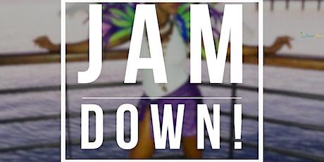 JAMDOWN! Caribbean Dance Fitness tickets
