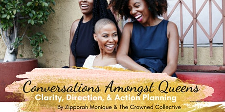 Conversations Amongst Queens tickets