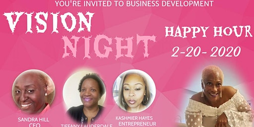 Business Vision Board Night