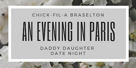 Daddy Daughter Date Night: An Evening in Paris tickets