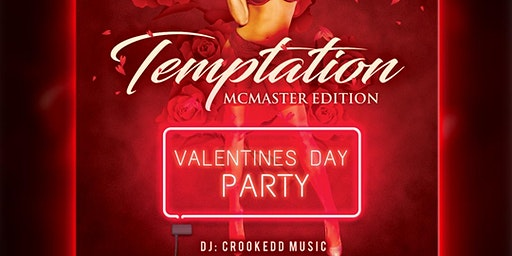 "Temptation ""McMaster Edition"""