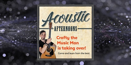 Acoustic Afternoons tickets