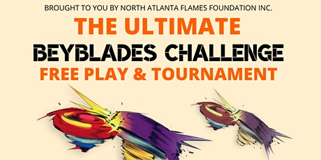 The Ultimate Beyblades Challenge: Free Play & Tournament entradas