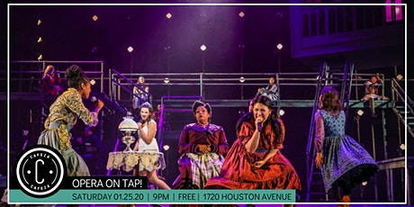Cafeza Presents - Opera On Tap! tickets