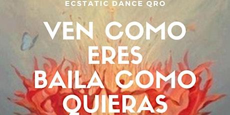 Ecstatic Dance 11 Edición  boletos