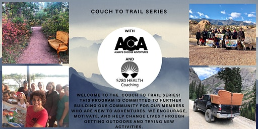 Couch To Trail 2020 at Mt Falcon with Always Choose Adventures