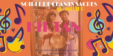 Kirtan (Chants & Mantras de la tradition Kundalini) billets