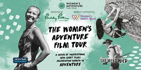 Postponed | Women's Adventure Film Tour 19/20 -  Maryborough tickets