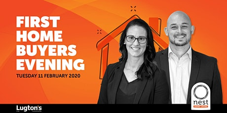 First Home Buyers Evening tickets