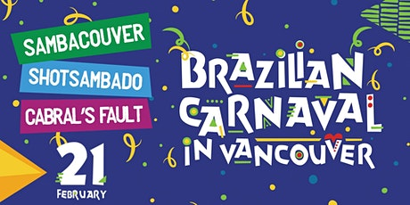 Brazilian Carnaval in Vancouver tickets